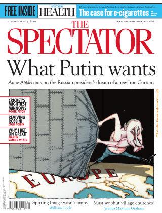 The Spectator 21st February 2015