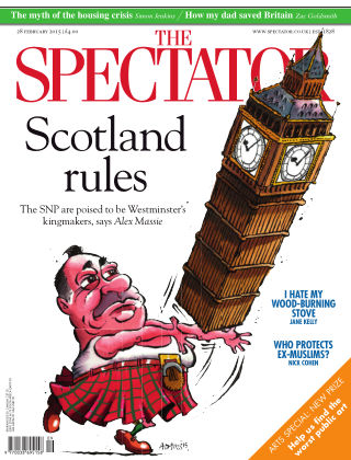 The Spectator 28th February 2015