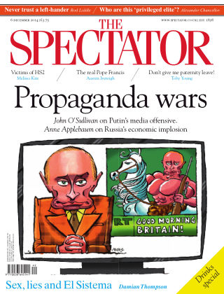 The Spectator 6th December 2014