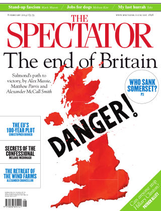 The Spectator 8th February 2014
