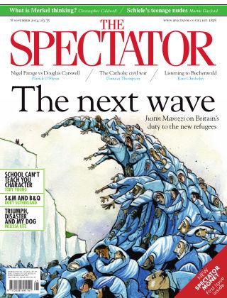 The Spectator 8th November 2014