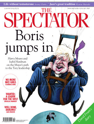 The Spectator 9th August 2014