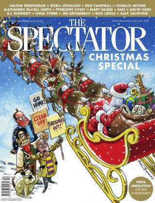 The Spectator 13th December 2014