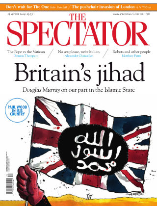 The Spectator 23rd August 2014