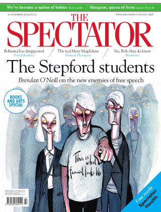 The Spectator 22nd November 2014