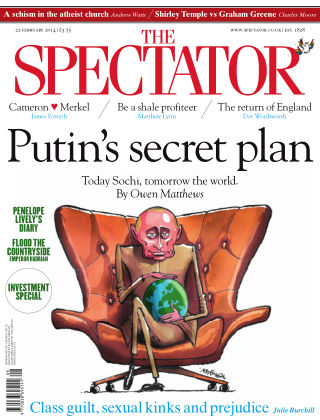 The Spectator 22nd February 2014