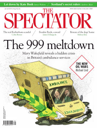 The Spectator 30th August 2014
