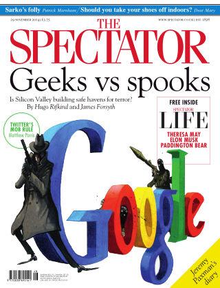 The Spectator 29th November 2014