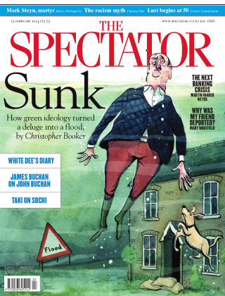 The Spectator 15th February 2014