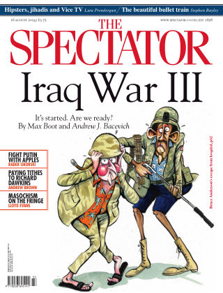 The Spectator 16th August 2014
