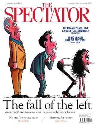 The Spectator 15th November 2014