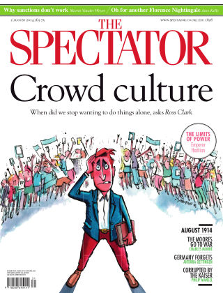 The Spectator 2nd August 2014