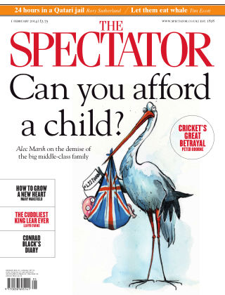 The Spectator 1st February 2014