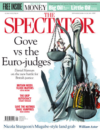 The Spectator 23rd May 2015
