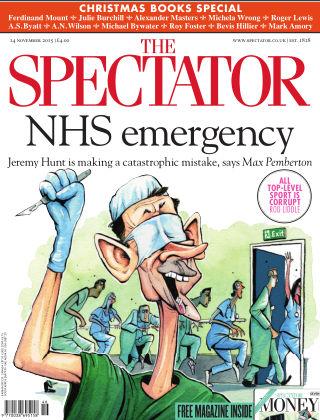 The Spectator 14th November 2015