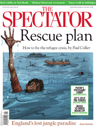 The Spectator 8th August 2015