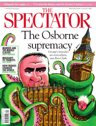 The Spectator 1st August 2015