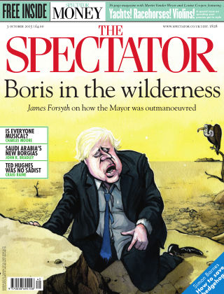 The Spectator 3rd October 2015