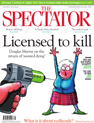 The Spectator 29th August 2015