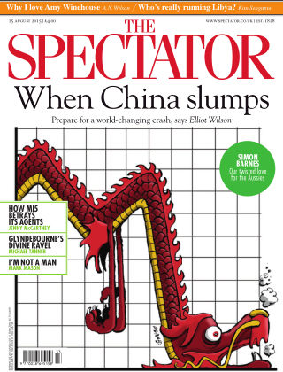 The Spectator 15th August 2015