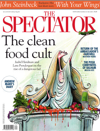 The Spectator 22nd August 2015