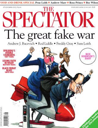 The Spectator 28th November 2015