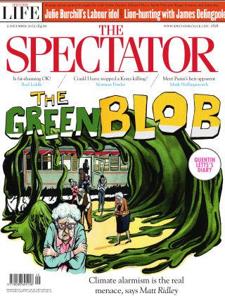 The Spectator 5th December 2015