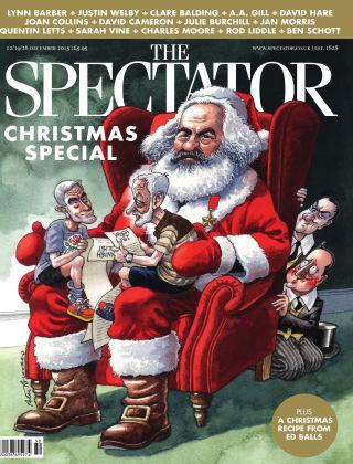 The Spectator 12th December 2015