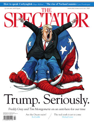 The Spectator 23rd January 2016
