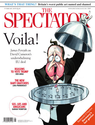 The Spectator 6th February 2016