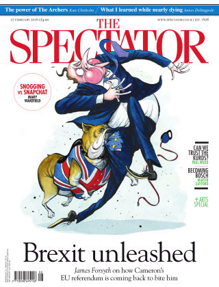 The Spectator 27th February 2016