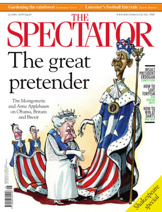 The Spectator 23rd March 2016