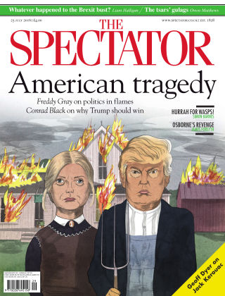 The Spectator 23rd July 2016