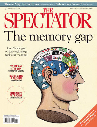The Spectator 13th August 2016