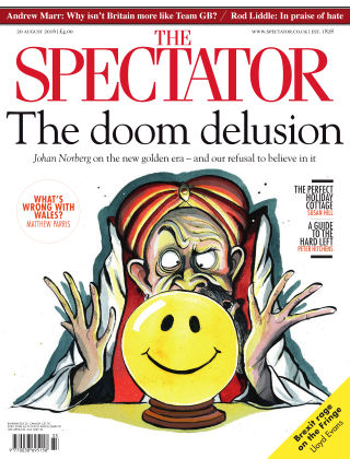 The Spectator 20th August 2016