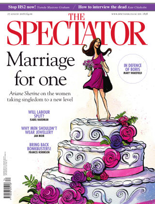 The Spectator 27th August 2016
