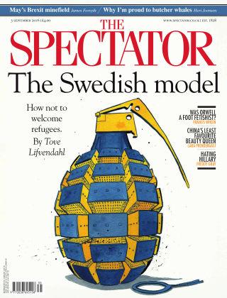 The Spectator 3rd September 2016