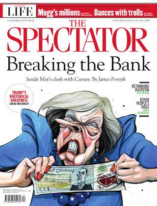 The Spectator 5th November 2016