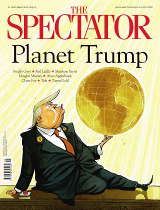 The Spectator 12th November 2016