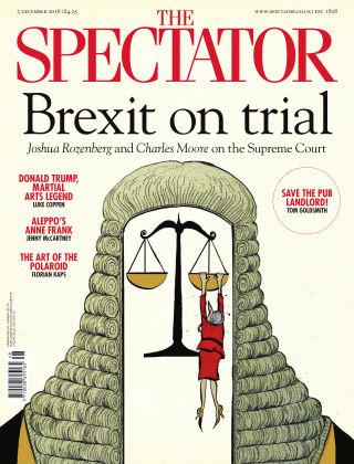The Spectator 3rd December 2016