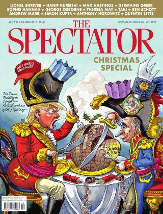 The Spectator 10th December 2016