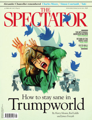 The Spectator 4th February 2017
