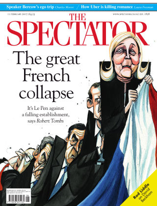 The Spectator 11th February 2017