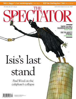 The Spectator 18th February 2017