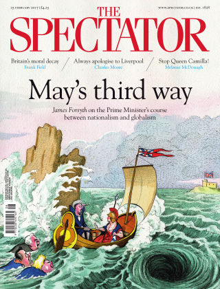 The Spectator 25th February 2017