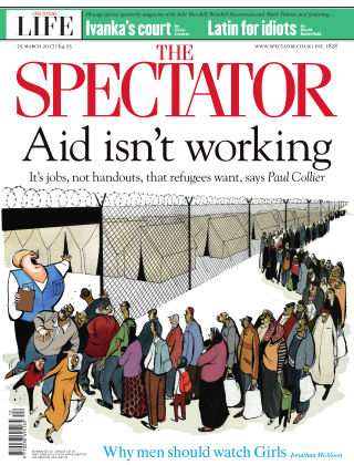 The Spectator 25th March 2017