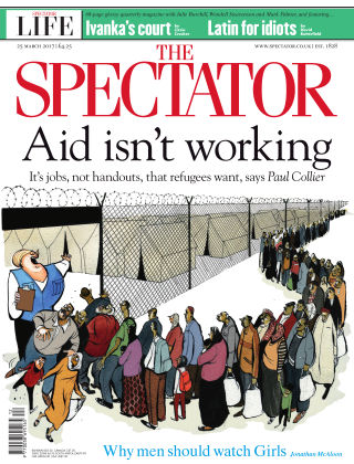 The Spectator 25rd March 2017