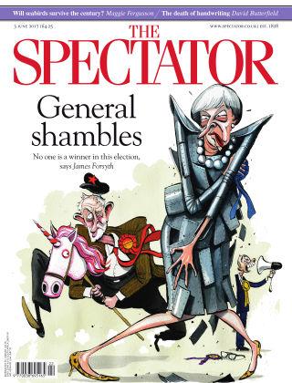 The Spectator 3rd June 2017