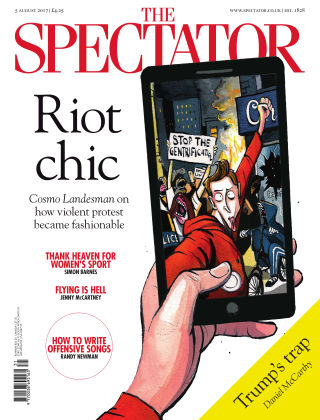 The Spectator 5th August 2017
