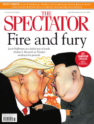 The Spectator 12th August 2017